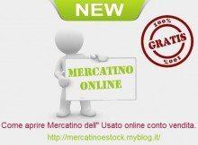 mercatino online 2